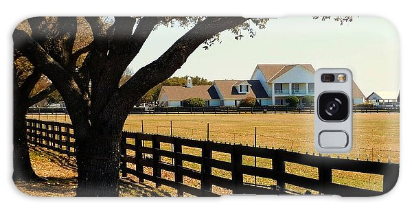 Southfork Ranch - Across The Pasture Galaxy Case