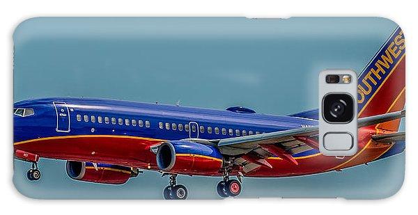 Southwest 737 Landing Galaxy Case