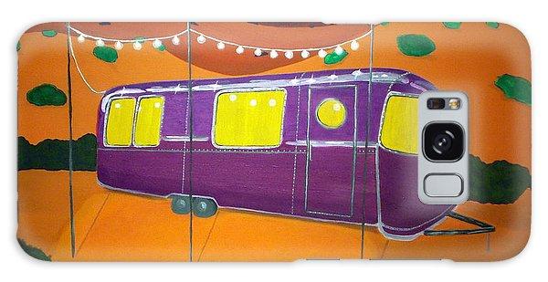Southwest Contemporary Art - Sedona Twilight Galaxy Case