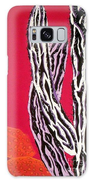Southwest Contemporary Art - The Wild Wild West Galaxy Case by Karyn Robinson