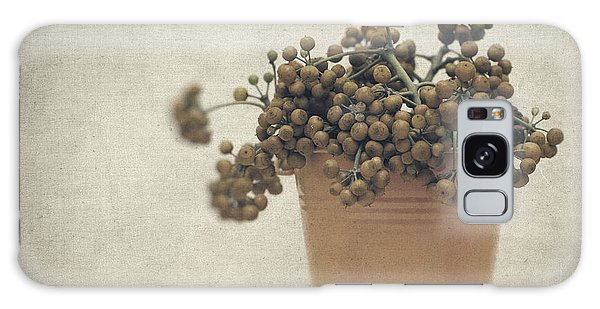 Vase Of Flowers Galaxy Case - Souvenirs De Demain by Zapista Zapista