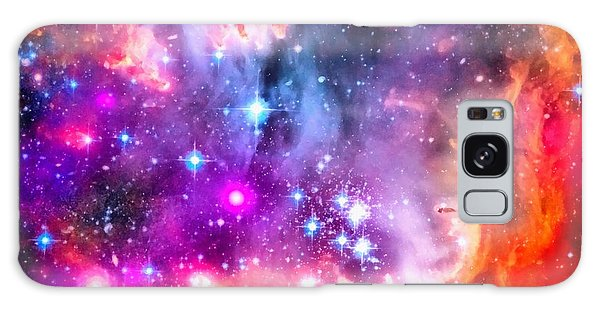 Space Image Small Magellanic Cloud Smc Galaxy Galaxy Case