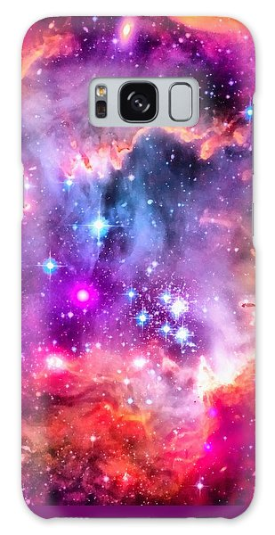 Space Image Small Magellanic Cloud Smc Galaxy Galaxy Case