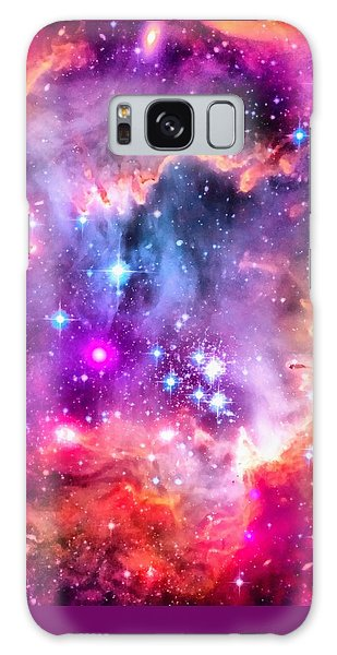 Space Image Small Magellanic Cloud Smc Galaxy Galaxy Case by Matthias Hauser