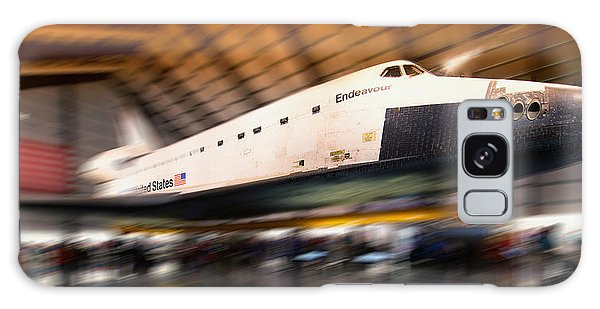 Space Shuttle Endeavour Galaxy Case