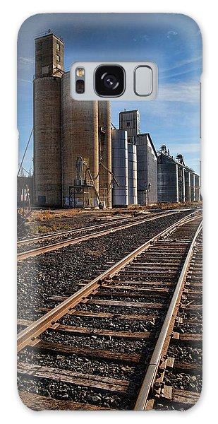Spangle Grain Elevator Color Galaxy Case