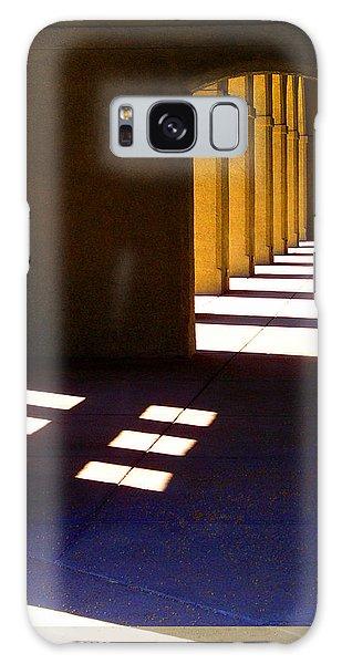 Spanish Arches Light Shadow Galaxy Case