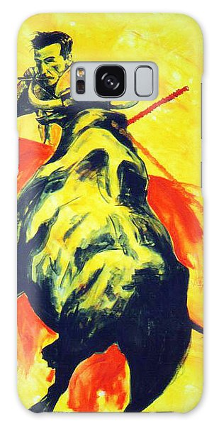 Spanish Bullfight Galaxy Case