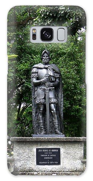 Spanish Conquistador Vasquez De Coronado Galaxy Case