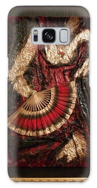 Spanish Dancer Framed Galaxy Case