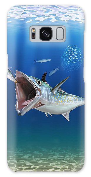 Spanish Mackerel Galaxy Case