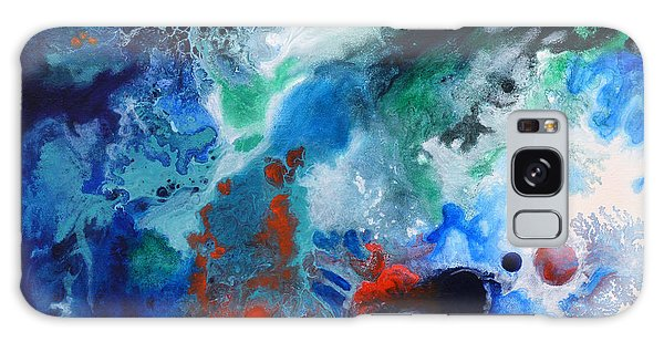 Spark Of Life Canvas One Galaxy Case