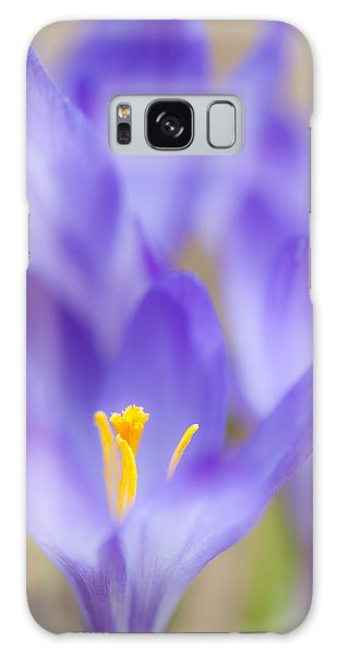Spark Of Spring Galaxy Case by Jean-Pierre Ducondi