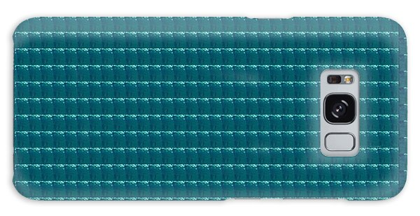 Sparkle Teal Pattern With Border Elegant Energy Art  Navinjoshi  Download Rights Managed Images Grap Galaxy Case