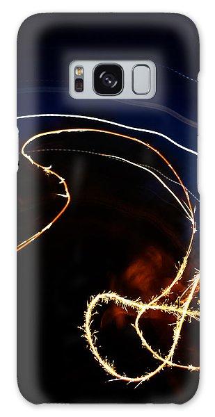 Sparkler Galaxy Case by Joel Loftus