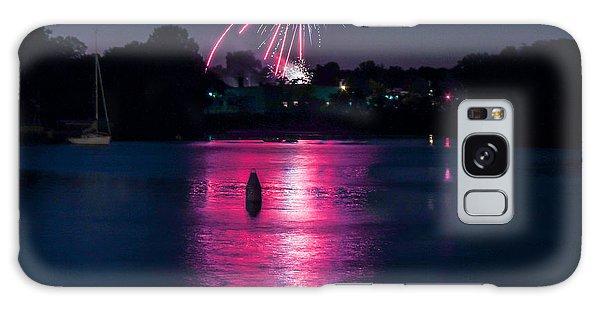 Sparkling Marina Galaxy Case