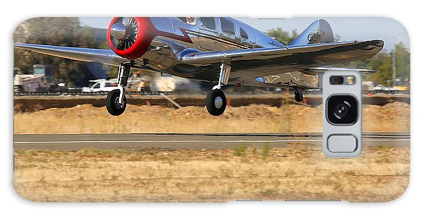 Galaxy Case featuring the photograph Spartan 7w Executive Taking Off Nc17665 by John King