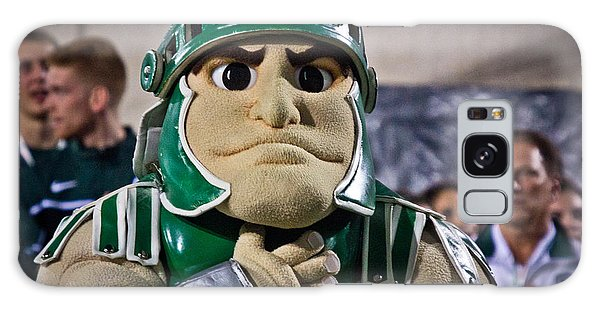 Sparty And Izzo National Anthem  Galaxy Case