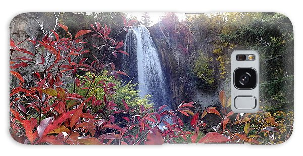 Spearfish Falls Galaxy Case