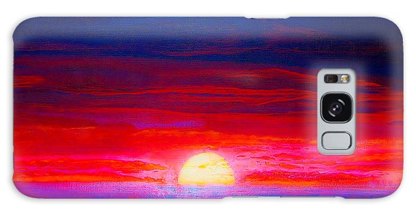Special Sunset 2008 Galaxy Case