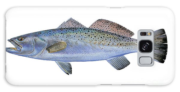 Speckled Trout Galaxy Case
