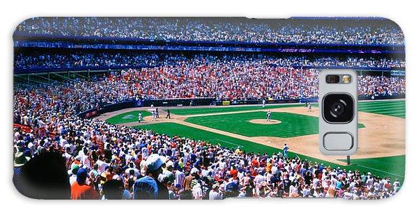 Spectators In A Baseball Stadium, Shea Galaxy Case