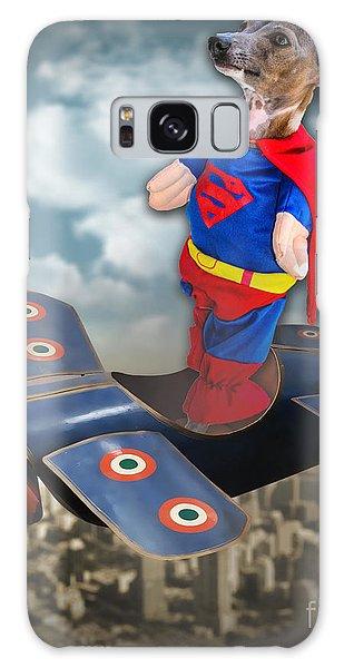 Speedolini Flying High Galaxy Case by Kathy Tarochione
