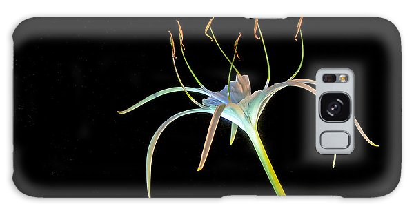 Spider Lily Galaxy Case