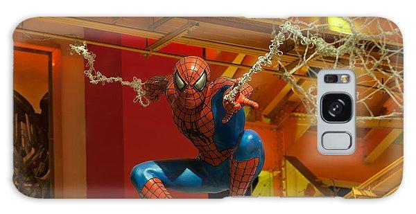 Spider Man Galaxy Case
