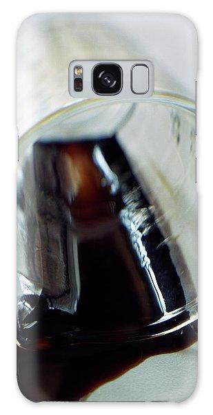 Spilled Balsamic Vinegar Galaxy Case