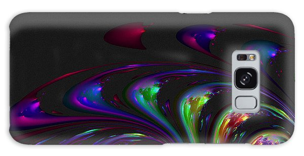 Spin Off Galaxy Case by Judi Suni Hall