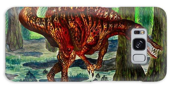 Spinosaurus Galaxy Case