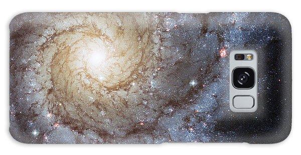 Spiral Galaxy M74 Galaxy Case