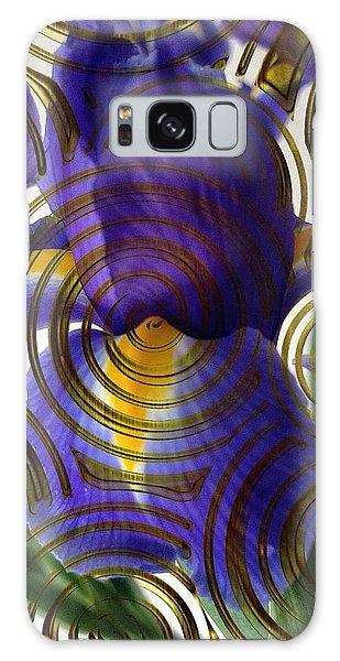 Spiral Iris Galaxy Case