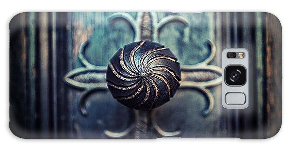 Spiral Knob Galaxy Case