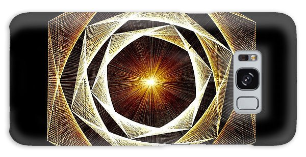 Spiral Scalar Galaxy Case