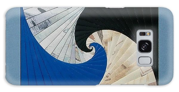Spiral Staircase Galaxy Case by Ron Davidson