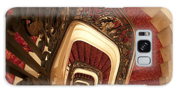 Spiral Stairs Galaxy Case