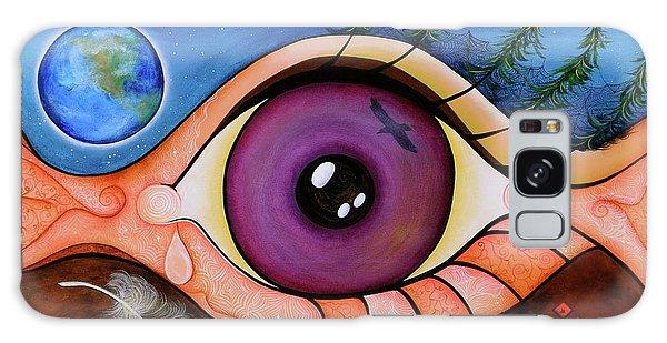 Spirit Eye Galaxy Case