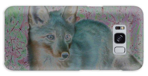 Spirit Fox Galaxy Case