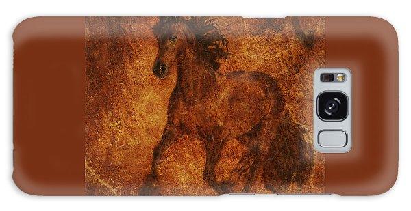 Spirit  Galaxy Case by Melinda Hughes-Berland