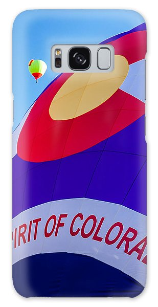 Spirit Of Colorado Proud Galaxy Case