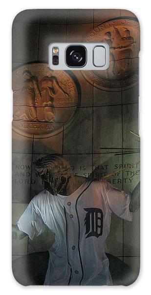 Spirit Of Detroit Tigers Galaxy Case