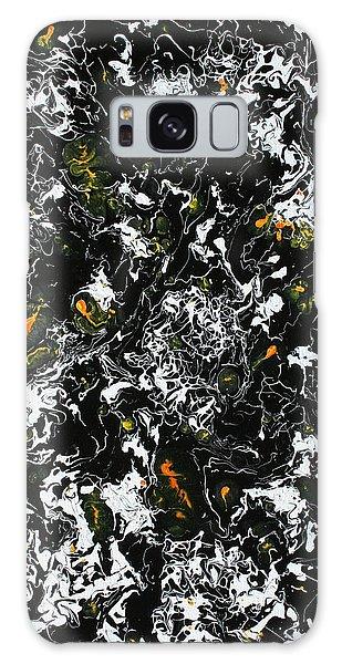 Disintegration Galaxy Case - Spirits Clad In Veils by Ric Bascobert