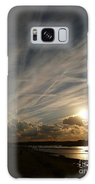 Spirits Flying In The Sky Galaxy Case