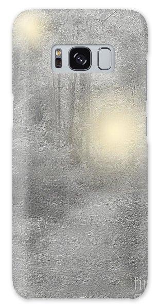 Spirits Of Avalon Galaxy Case by Roxy Riou