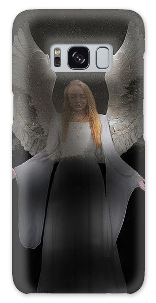 Spiritual Angel Galaxy Case