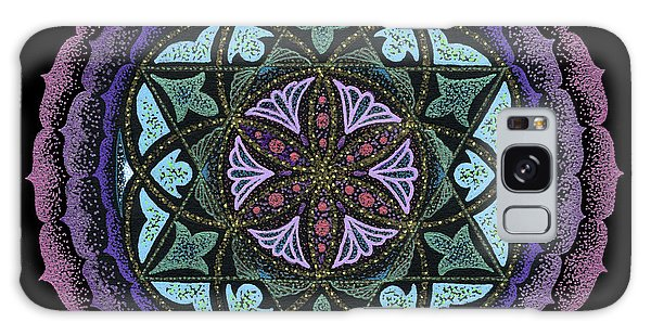 Spiritual Heart Galaxy Case