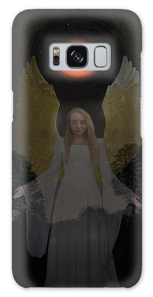 Spiritual Light Galaxy Case