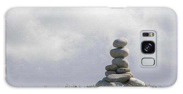 Spiritual Rock Sculpture Galaxy Case